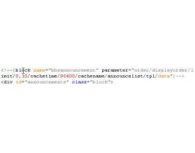 教您如何读懂模块代码里的参数