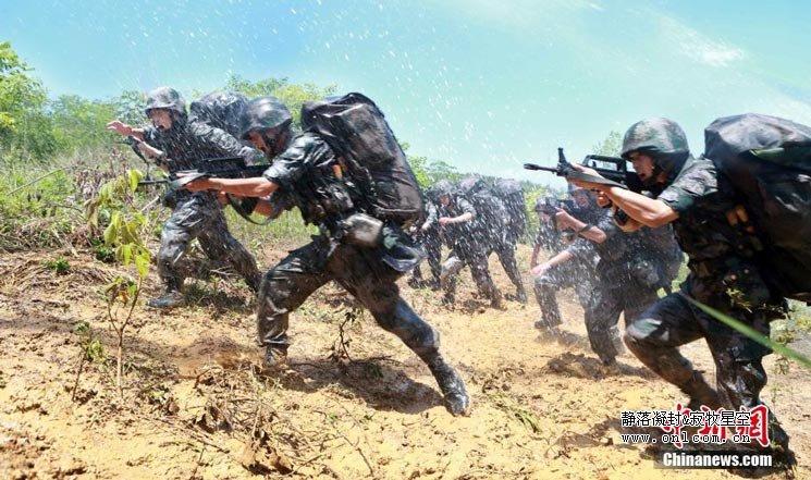 美国军舰抵达高雄之日 就是我解放军武力统一台湾之时